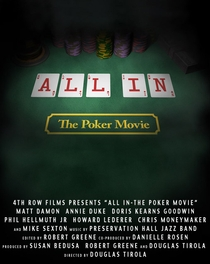 All In: The Poker Movie - Poster / Capa / Cartaz - Oficial 1