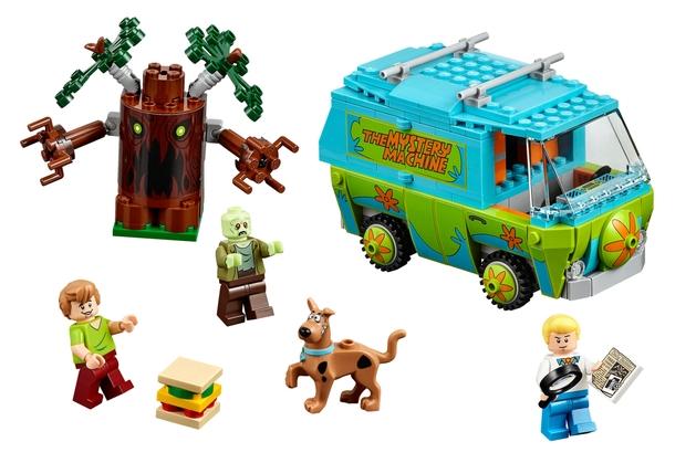 Scooby-Doo ganhará conjuntos da LEGO