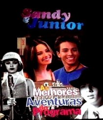 Sandy e Junior (3ª Temporada) - Poster / Capa / Cartaz - Oficial 1