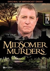 Midsomer Murders (12ª Temporada) - Poster / Capa / Cartaz - Oficial 1