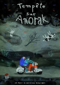 Tempête sur anorak - Poster / Capa / Cartaz - Oficial 1