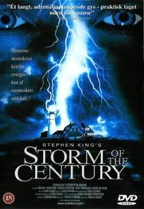 A Tempestade do Século - Poster / Capa / Cartaz - Oficial 5