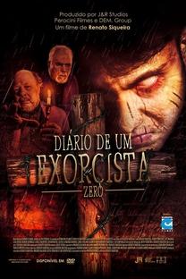 Diário De Um Exorcista - Poster / Capa / Cartaz - Oficial 1