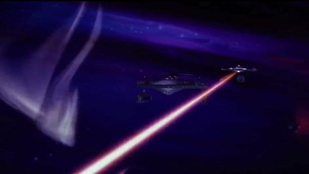 Todos os filmes de Star Trek contados apenas com cenas das espaçonaves