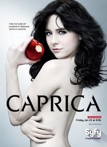 Caprica - Poster / Capa / Cartaz - Oficial 1