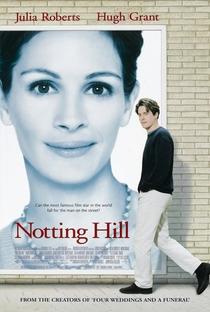 Um Lugar Chamado Notting Hill - Poster / Capa / Cartaz - Oficial 1