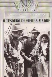 O Tesouro de Sierra Madre - Poster / Capa / Cartaz - Oficial 3