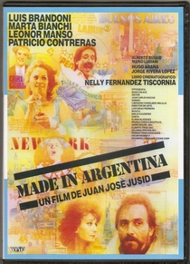 Made in Argentina - Poster / Capa / Cartaz - Oficial 1