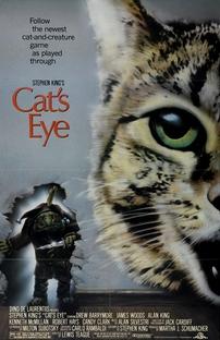 Olhos de Gato - Poster / Capa / Cartaz - Oficial 2