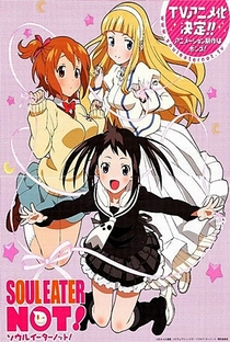 Soul Eater Not! - Poster / Capa / Cartaz - Oficial 5