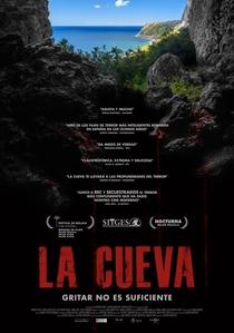 A Caverna - Poster / Capa / Cartaz - Oficial 1