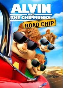 Alvin e os Esquilos: Na Estrada - Poster / Capa / Cartaz - Oficial 9