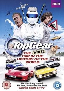 Top Gear: O pior carro da história no mundo - Poster / Capa / Cartaz - Oficial 1