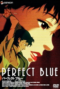 Perfect Blue - Poster / Capa / Cartaz - Oficial 14