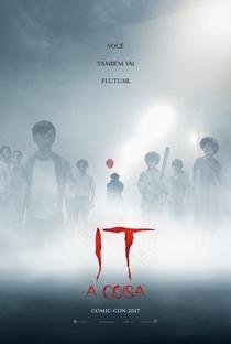 It: A Coisa - Poster / Capa / Cartaz - Oficial 4