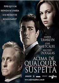 Acima de Qualquer Suspeita - Poster / Capa / Cartaz - Oficial 4