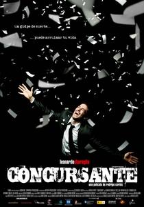 Concursante  - Poster / Capa / Cartaz - Oficial 1
