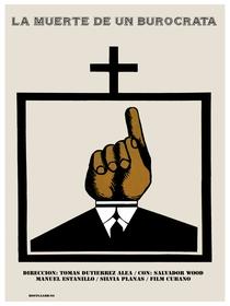 A Morte de um Burocrata - Poster / Capa / Cartaz - Oficial 1