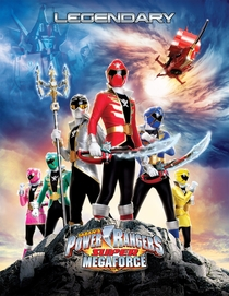 Power Rangers Super Megaforce - Poster / Capa / Cartaz - Oficial 1