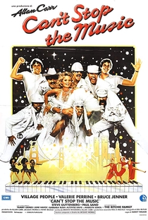 A Música Não Pode Parar - Poster / Capa / Cartaz - Oficial 4