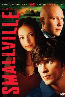 Smallville: As Aventuras do Superboy (3ª Temporada) - Poster / Capa / Cartaz - Oficial 1