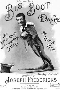 Little Tich et ses 'Big Boots' - Poster / Capa / Cartaz - Oficial 1