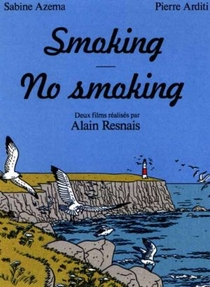 Smoking / No Smoking - Poster / Capa / Cartaz - Oficial 1