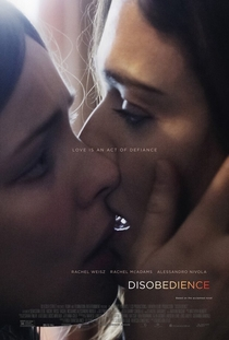 Desobediência - Poster / Capa / Cartaz - Oficial 1