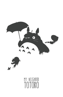 Meu Amigo Totoro - Poster / Capa / Cartaz - Oficial 79