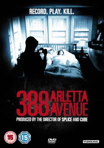 Avenida do Terror, 388 - Poster / Capa / Cartaz - Oficial 3