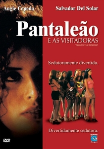 Pantaleão e as Visitadoras - Poster / Capa / Cartaz - Oficial 1