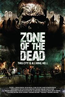 Zona dos Mortos - Poster / Capa / Cartaz - Oficial 1