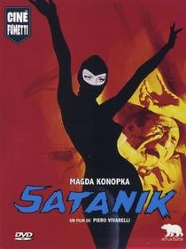 Satanik - Poster / Capa / Cartaz - Oficial 1