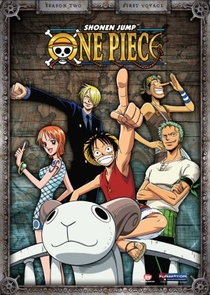 One Piece: Saga 1 - East Blue - Poster / Capa / Cartaz - Oficial 2