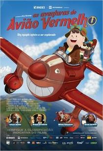 As Aventuras do Avião Vermelho - Poster / Capa / Cartaz - Oficial 1