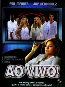 Ao Vivo! - Poster / Capa / Cartaz - Oficial 3