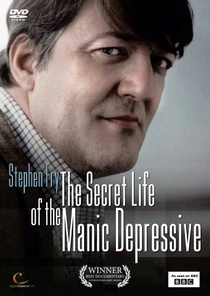 Stephen Fry e o Distúrbio Bipolar - Poster / Capa / Cartaz - Oficial 1