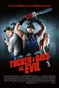Tucker & Dale Contra o Mal - Poster / Capa / Cartaz - Oficial 1
