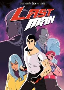 Lastman - Poster / Capa / Cartaz - Oficial 1