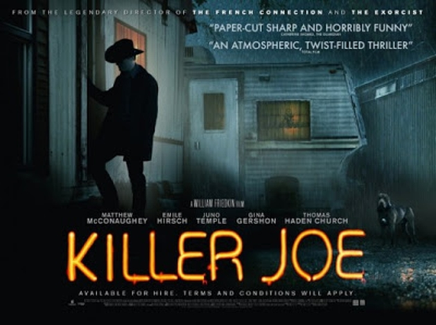 Cinema e Fúria: Crítica de Killer Joe - Matador de Aluguel (2012)