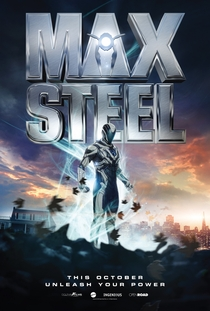Max Steel - Poster / Capa / Cartaz - Oficial 1