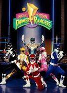 Power Rangers (1ª Temporada) (Mighty Morphin' Power Rangers (Season 1))