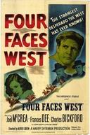 Eles Passaram por Aqui (Four Faces West)