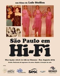 São Paulo em HI-FI - Poster / Capa / Cartaz - Oficial 1
