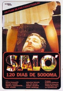 Saló: Os 120 dias de Sodoma - Poster / Capa / Cartaz - Oficial 9