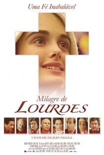 O Milagre de Lourdes - Poster / Capa / Cartaz - Oficial 3