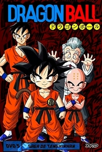 Dragon Ball (3ª Temporada) - Poster / Capa / Cartaz - Oficial 4