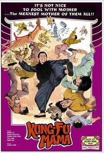 Kung Fu Mama - Poster / Capa / Cartaz - Oficial 1