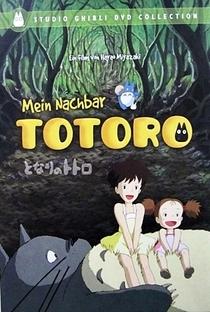 Meu Amigo Totoro - Poster / Capa / Cartaz - Oficial 77