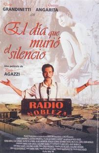 El día que murió el silencio - Poster / Capa / Cartaz - Oficial 1
